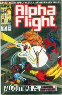 Alpha Flight #75