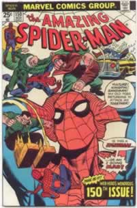 Amazing Spider-Man #150