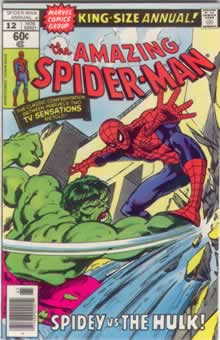 Amazing Spider-Man Annual #12