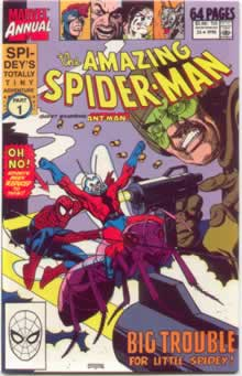 Amazing Spiderman Annual 24