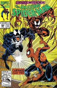Amazing Spider-Man #362