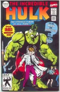 Incredible Hulk #393 - 30th Anniversary Issue by Peter David and Dale Keown