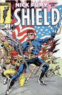 Nick Fury, Agent of SHIELD (1983) #1
