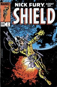 Nick Fury, Agent of SHIELD (1983) #2