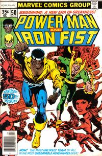 Power Man & Iron Fist #50