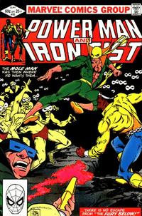 Power Man & Iron Fist #85