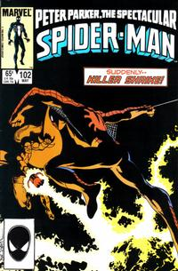 Spectacular Spider-Man #102