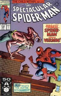Spectacular Spider-Man #179