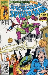 Spectacular Spider-Man #184