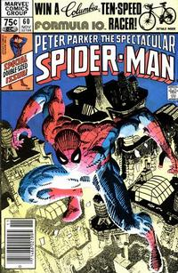 Spectacular Spider-Man #60