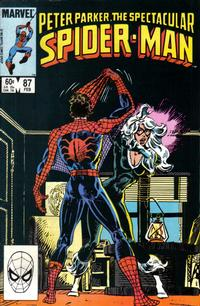 Spectacular Spider-Man #87