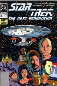 Star Trek: Next Generation #1